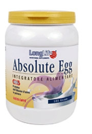 LongLife Absolute Egg Caffe Polvere 400 g
