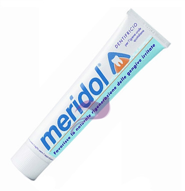 meridol Linea Igiene Dentale Quotidiana Dentifricio Gengive Irritate 75 ml