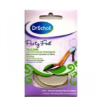 Scholl Linea Party Feet Trattamento Dolore Cuscinetto Tallone in Morbido Gel