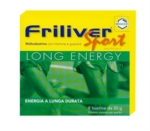 Friliver Long Energy integratore Buste 8 bst