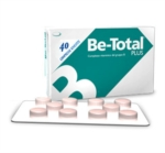 Betotal Plus Linea Adulti Integratore Vitamine B 40 Compresse