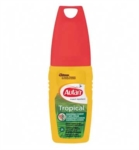 Autan Linea Tropical Vapo Spray Delicato Insetto Repellente 100 ml