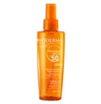 Bioderma Sole Linea Photoderm SPF50 Bronz Brume Olio Secco Spray 200 ml