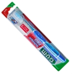 GUM Linea Igiene Dentale Quotidiana Technique Pro 526 Spazzolino Medio Regular