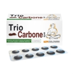 PoolPharma Linea Intestino Sano Triocarbone Plus Integratore 40 Compresse