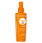 Bioderma Sole Linea Photoderm SPF30 Bronz Spray Solare Pelli Sensibili 200 ml