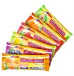 ProAction Linea Sportivi Fruit Bar Energia Integratore Alimentare Mirtillo 40 g
