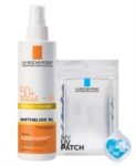 La Roche Posay Linea Anthelios SPF50  XL Spray Ultra Leggero 200mlMy UV Patch