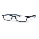 Mast Linea Twins Optical Silver Occhiali Trendy Nero Blu  3 50 Dispositivo Med