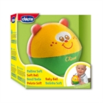 Chicco Linea Giochi Happy Colors Pallina Soft Musical Box dalla Nascita