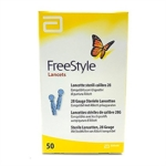 Abbott Diabetes Care Linea Dispositivi Medici Freestyle Glicemia 50 Lancette